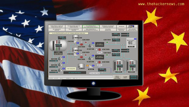 Chinese Hackers Caught by Honeypot US water control system